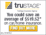 Save with TruStage Insurance