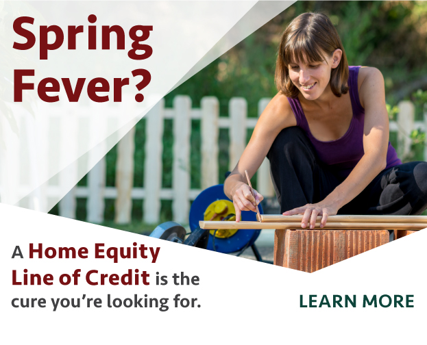 A home equity line of credit is your cure for spring fever