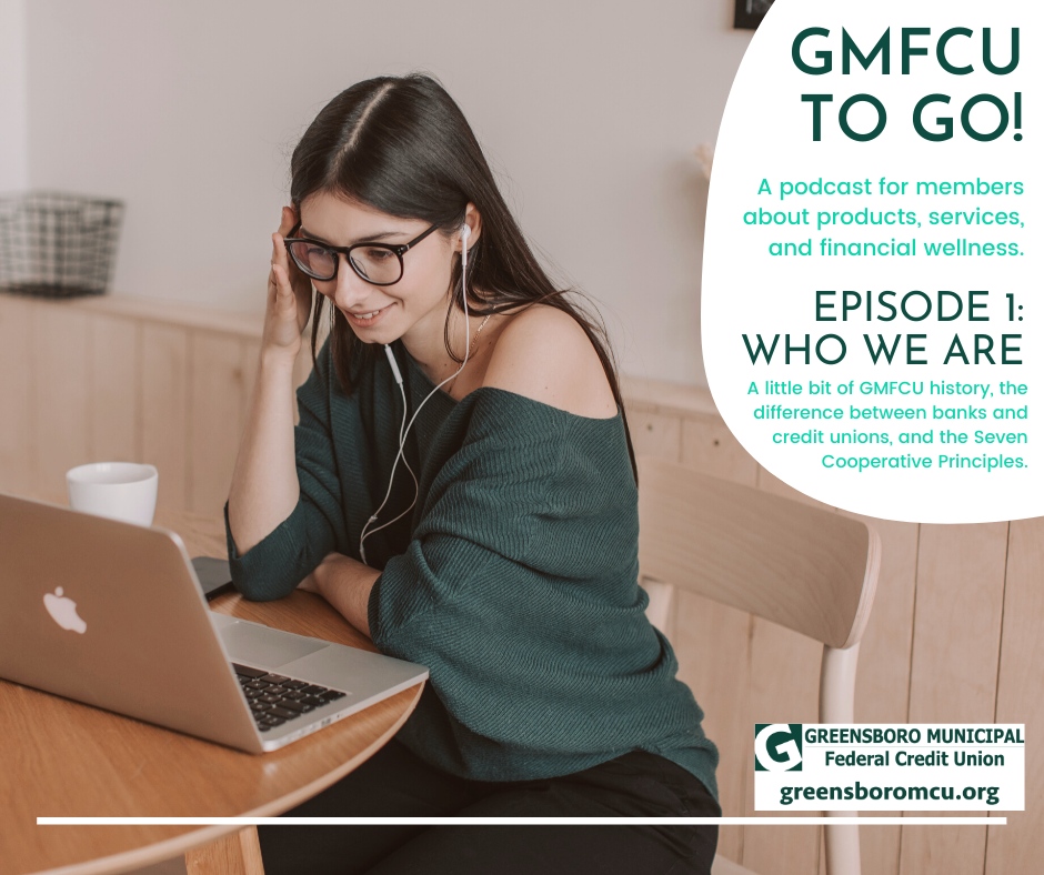 GMFCU to Go, Episode 1