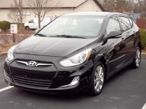 2013 Hyundai Accent Pre Owned For Sale