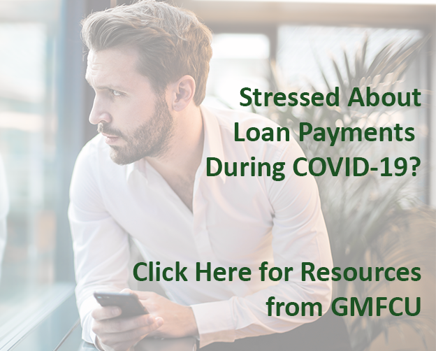Financial Hardship Assistance Available from GMFCU