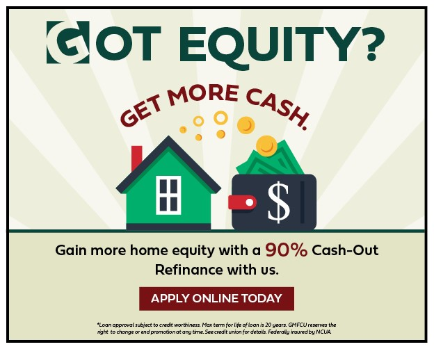 Got Equity? Get Cash with a 90% Cash Out Mortgage