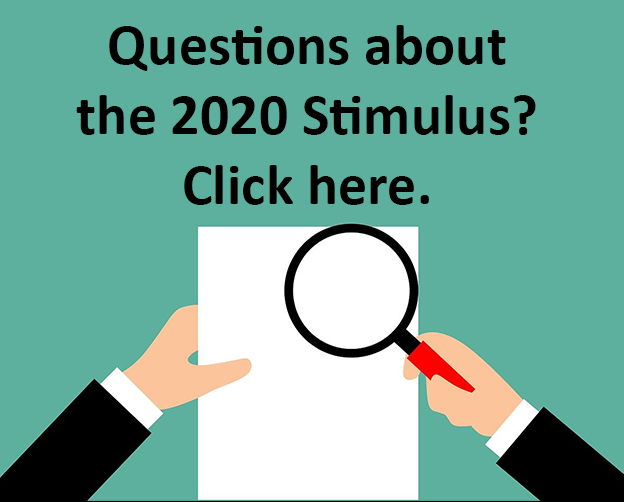 questions about the 2020 stimulus?
